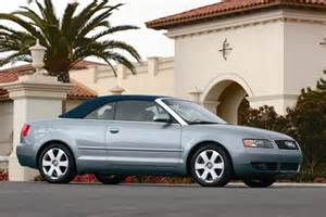 2006 audi a4 convertible picture 45175 car review