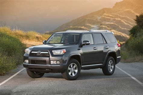 2013 toyota mpg 2013 toyota 4runner gas mileage the car connection