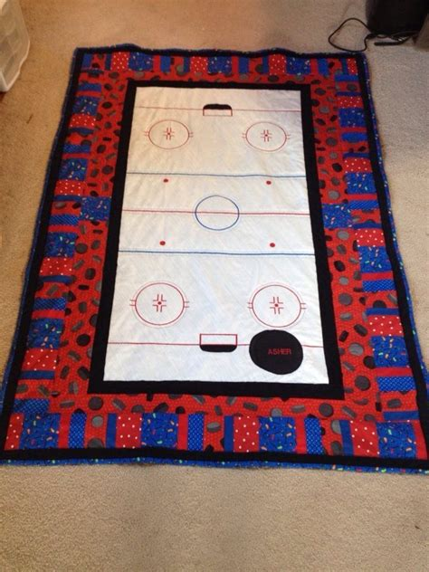 Wallis Has A Go At The Quilted Bay Bag by 1000 Images About Hockey On Quilt Ta Bay