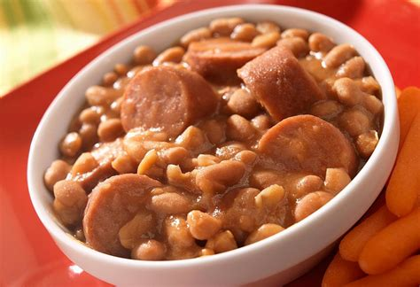 dogs and beans beans and casserole recipe