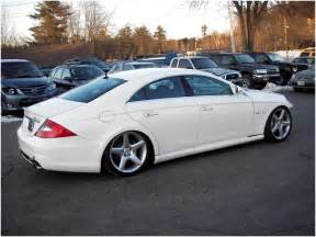 2006 mercedesbenz cls55 amg preview car mercedes