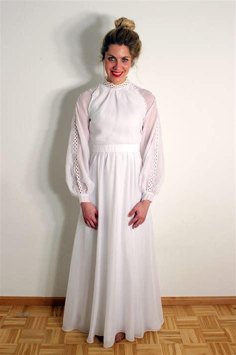Brautkleid Langarm Vintage by Vintage Brautkleid Langarm Quot Quot Oma Klara