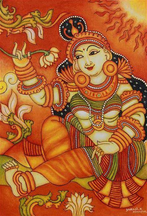 printable art murals kerala mural painting junglekey in image