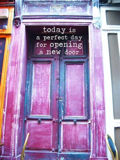 Doors Quotes by Quotes About Open Doors Quotesgram