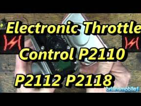 Electronic Throttle Dodge Caliber Honda Accord Timing Belt Water Replacement How To