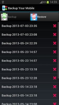 backup your mobile app backup your mobile apk for android