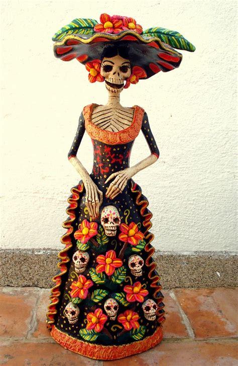 catrinas dia de muertos helena michoacan catrina dia de los muertos catrina y