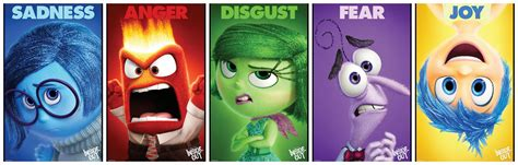 Cartoon Film About Emotions   image gallery inside out characters