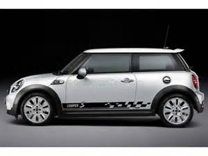 Stickers For Mini Cooper Bmw Mini Cooper S Car Stickers Custom Side Stripe