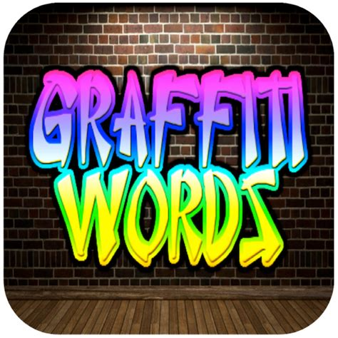 the word in graffiti graffiti words appstore for android