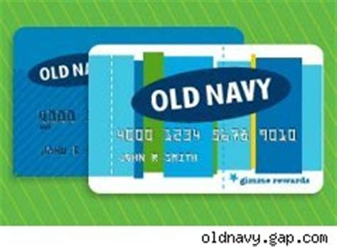 Can Old Navy Gift Cards Be Used At Gap - review of the old navy credit card and old navy visa credit card