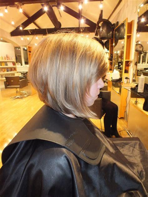 Short Short Graduated Bob   Short Hairstyle 2013