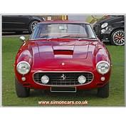 Simon Cars  Ferrari 250 GT SWB Passo Corto