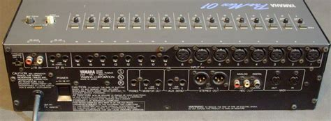 Katalog Mixer Audio yamaha promix 01 mikser audio mirski
