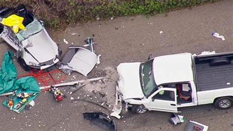 Pch Accident - 1 dead 5 injured in 5 vehicle crash on pch in laguna beach 171 cbs los angeles