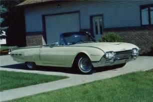 1962 ford thunderbird convertible 96891