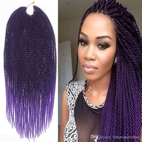 senegalese twists for gray hair 2018 senegalese twist hair crochet braid 18 30roots