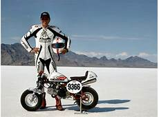 In the World Fastest Motorcycle