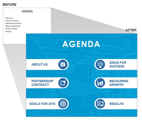 How To Create A Fantastic Powerpoint Agenda Slide Template Presentation Agenda Template