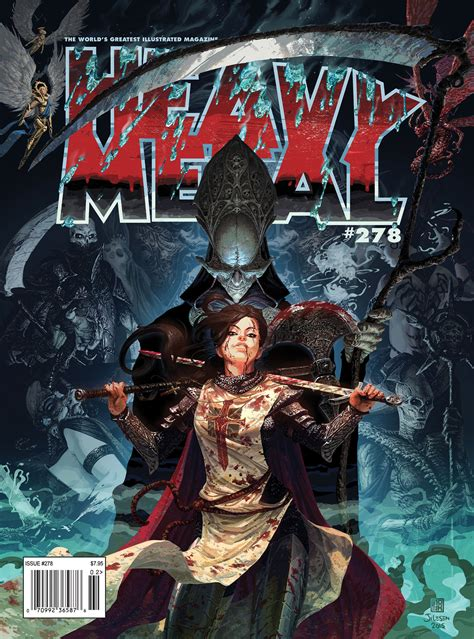 Heavy Metal heavy metal 278 is almost sold out heavy metal