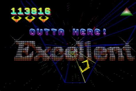 Atari Jaguar Tempest 2000 Atariage Atari Jaguar Screenshots Tempest 2000 Atari