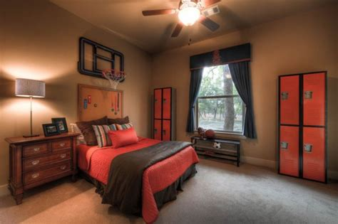 basketball bedroom theme 14 awesome basketball themed rooms for your youngsters