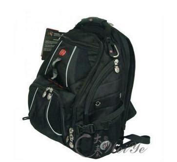 Swiss Gear Sa9360 Tas Laptop Backpack Hitam swiss gear sa9360 laptop backpack 2011 15 4 inch