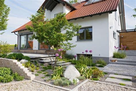 vorgarten pflegeleicht anlegen vorgarten gestalten pflegeleicht modern garten und bauen