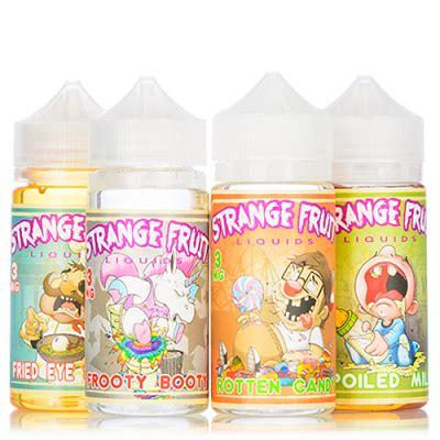 Fried Eye Scream 3mg 60ml E Liquid Vapor Vape strange fruit liquids by puff labs premium vape ejuice