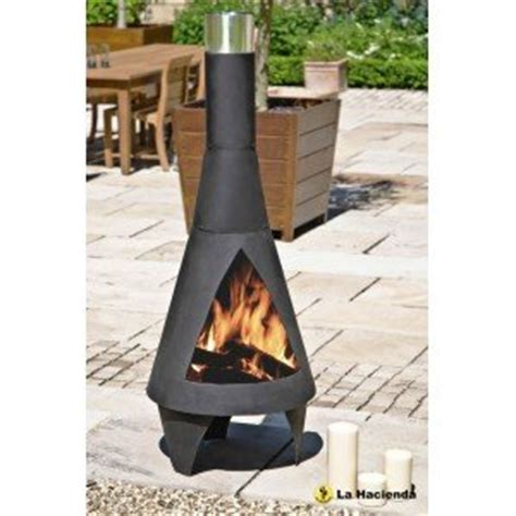 large chiminea outdoor fireplace la hacienda large colorado 160cm chiminea chimenea