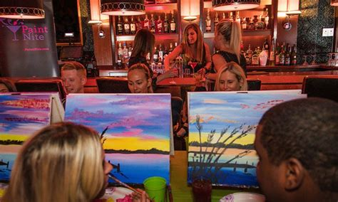 paint nite groupon springfield ma paint nite up to 46 springfield mo groupon