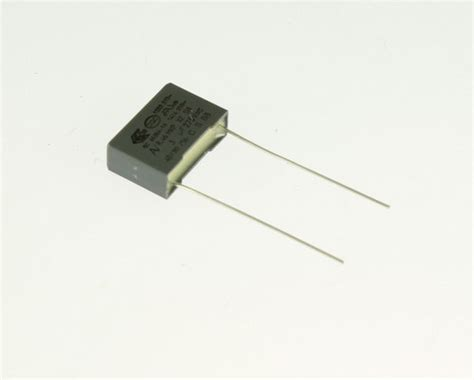 1uf polypropylene capacitor r46ki31004501k kemet capacitor 0 1uf 275v box cap polypropylene 2020061968