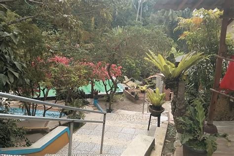 nikmatnya mandi menyatu alam kolam renang cikarelek banten okezone lifestyle