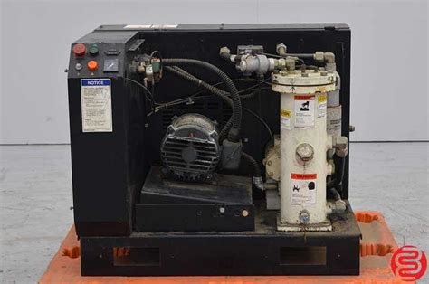 ingersoll rand ssr ep7 5 air compressor boggs equipment