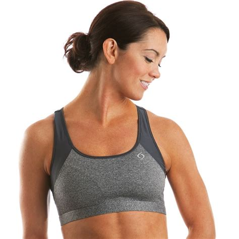 moving comfort sports bra canada moving comfort phoebe sports bra a b cup charcoal