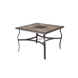 Patio Table Home Depot Hton Bay Belleville 40 In Square Patio Dining Table Fts80581 The Home Depot