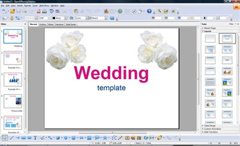 Openoffice Org Training Tips And Ideas Powerpoint 2008 Open Office Powerpoint Templates