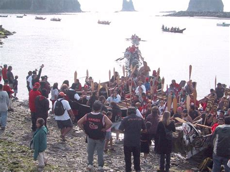 quileute canoes quileute tribal school