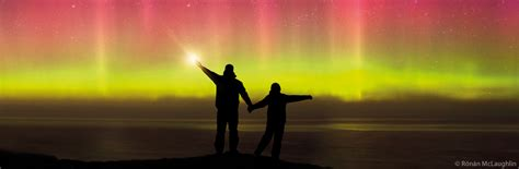 malin northern lights chasing the northern lights in donegal com