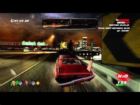 fast and furious ps3 the fast and the furious jeu xbox images vid 233 os