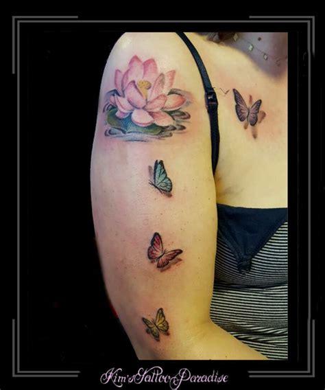 flower kim s tattoo paradise lelie s paradise