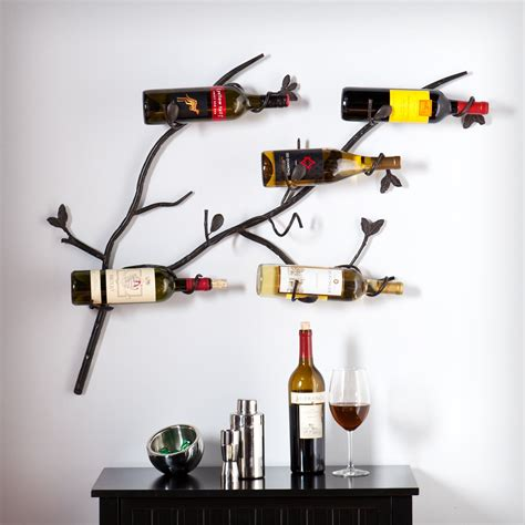 Wayfair Wine Racks by Wildon Home 174 Kerrigan 6 Bottle Wall Mounted Wine Rack