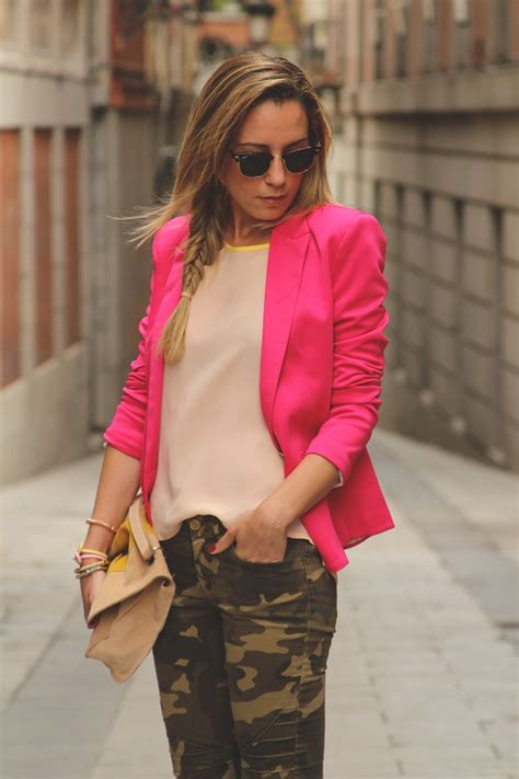 what goes with pink 10 best images about wardrobe staple the pink blazer on