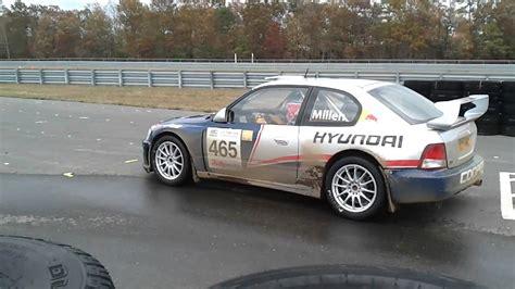 hyundai accent rally hyundai accent wrc rallycross rhys millen
