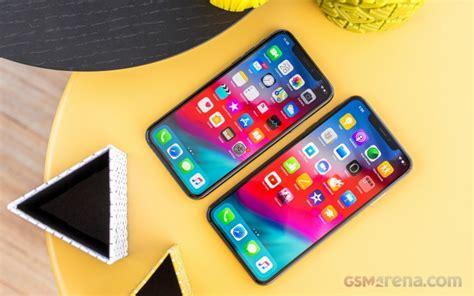 citi halves forecast  iphone xs max production