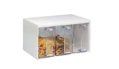 contenitori per cassetti contenitori per la pasta