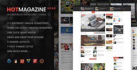 themeforest publisher themeforest hotmagazine download news magazine