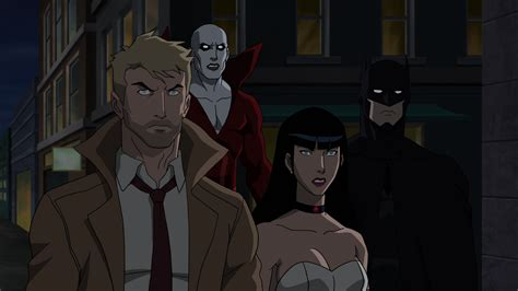 justice league dark film news new justice league dark trailer batman calls on john
