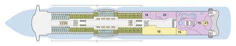 aidaprima deck 14 aidaprima vetter touristik stellt das traumhafte schiff vor