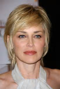 short hairstyles over 50 fine hair images